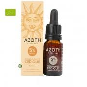 Azoth Bio CBD olie 5% - 10ml