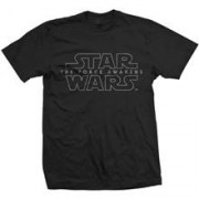 Tricou Star Wars Ep VII The Force Awakens Official Marime L