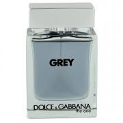 Dolce & Gabbana The One Grey Eau De Toilette Intense Spray (Tester) 3.3 oz / 97.59 mL Men's Fragrances 547248