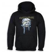sweat-shirt avec capuche pour hommes Iron Maiden - Powerslave - ROCK OFF - IMHOOD08MB