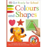 Get Ready for School Colours and Shapes