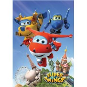 Super Wings takaró
