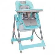 Детско столче за хранене Bon Appetit, Cangaroo, Тюркоаз, 3560332