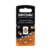 Baterii aparat auditiv Rayovac 13 1,45V 290mAh, 6 bucati