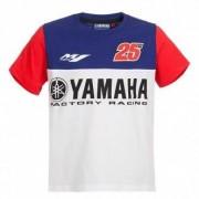 VR46 Camiseta Vr46 Yamaha Maverik Viñales 276303 Kid