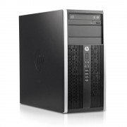 HP Pro 6200 Tower - Core i7-2600 - 24GB - 240GB SSD - DVD-RW - HDMI