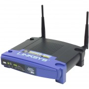 Router Linksys WRT54GL, Inalambrico, 54Mbits, 2.4Ghz