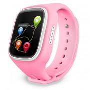 Детские часы с GPS MonkeyG S80 Pink