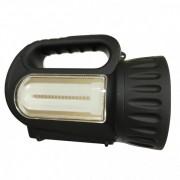 Lanterna Reincarcabila cu LED 3W si Tub Luminos Neon cu LED 1W SS58052