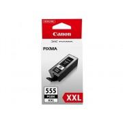 Canon Cartucho de tinta Original CANON PGI-555PGBK XXL Extra Alta Capacidad Alta Capacidad Negro para PIXMA iP8750, iX6850, MX725
