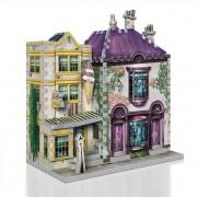 Wrebbit Madam Malkin's en Florian Fortescue's Ice Cream 3D puzzel