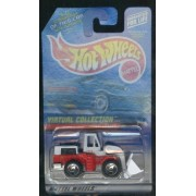 Hot Wheels 2000-111 Wheel Loader Virtual Collection 1:64 Scale