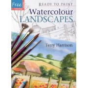 Ready to Paint: Watercolour Landscapes, Paperback