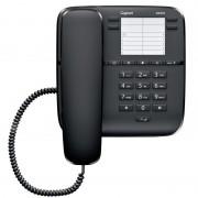 Siemens Gigaset DA310 Teléfono Compacto Fijo Negro