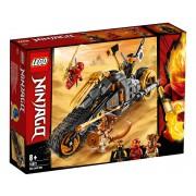 Lego Ninjago (70672). La moto da cross di Cole