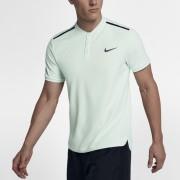 Polo de tennis NikeCourt Advantage pour Homme - Vert