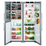 LIEBHERR side by side frižider SBSes 7165 Premium Plus