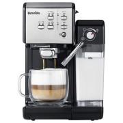 Espressor Manual cu Lapte Prima Latte II Silver Breville