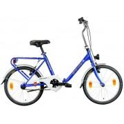 """Bicicleta pliabila Good Bike Genny, Roti 20"""" (Albastru)"""