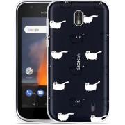 Nokia 1 Hoesje Love my Cat