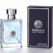 Versace pour homme after shave lozione dopobarba 100 ml