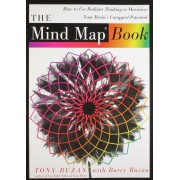 The Mind Map Book: How to Use Radiant Thinking to Maximize Your Brain's Untapped Potential, Paperback