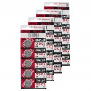 20pc Maxell 3V Lithium Coin Cell Battery CR2025 Replaces DL2025