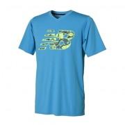 ニューバランス newbalance NB KAKUSEI BIG LOGO プラクティスシャツ メンズ > アパレル > フットボール > トップス ブルー・青