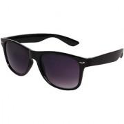 HH Mat Black UV Protection Wayfarer Sunglass
