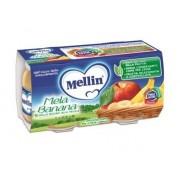 Mellin spa Omo Mellin Mela+banana 2x100g