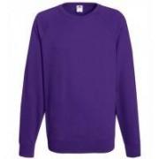 Lightweight Raglan Sweat Purple