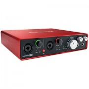 Focusrite Scarlett 6i6 2nd Gen Interface de audio
