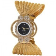 True Colors GOLD BUTTERFLY STYLE SMART GIRLS CHOICE Analog Watch - For Women