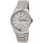 Casio Enticer Analog Silver Dial Mens Watch - MTP-1239D-7ADF (A205)