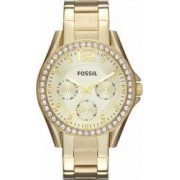 Ceas Dama Fossil ES3203 Riley Gold