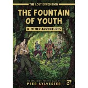 Blackfire The Lost Expedition: The Fountain of Youth & Other Adventures