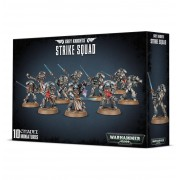 Games Workshop Warhammer 40 000 - Grey Knights Strike Squad