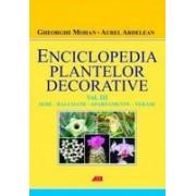 Enciclopedia plantelor decorative vol 3 - sere, apartamente, balcoane si terase