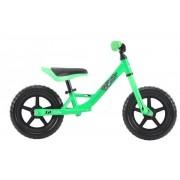 "Bicicleta Copii Haro PreWheelz 12 EVA, fara pedale, roti 12"", cadru aluminiu (Verde)"