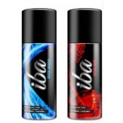 IBA HALAL CARE Alcohol free Deo combo Deodorant Spray - For Men (150 ml Pack of 2)