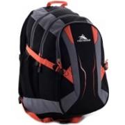 High Sierra Crawler V2 Backpack(Black, Grey)