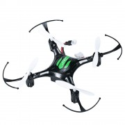 Jjrc H8 Mini Drone Sans Tête 2.4g 4ch Rc Quadcopter Hélicoptère Télécommandé 6 Axes Gyro 3d Eversion Rtf Drone - Noir-Jjrc