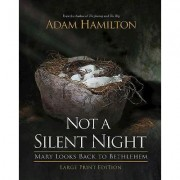 Not a Silent Night [Large Print]