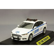 #86052 Greenlight Ford Fusion New York City Police Department Police Car 1/43 Scale Die Cast Car