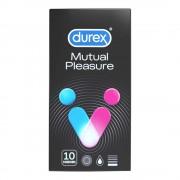 Durex Mutual Pleasure - óvszer (10db)