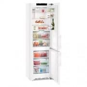 GARANTIE 4 ANI Combina frigorifica Liebherr, clasa A+++-20%, BioFresh, congelator NoFrost, alb CBNP 4858