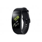 """Samsung Gear Fit2 Pro Sm R365 (Taglia L) 1.5"""" Super Amoled Curvo 4 Gb Wifi Bluetooth Refurbished Nero"""