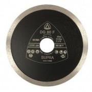 Disc de debitare diamantat DG 80 F