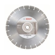 Bosch - Standard for Concrete - Disc diamantat de taiere segmentat, 350x25.4x2.8 mm, taiere uscata, calitate standard