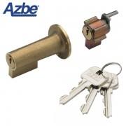Juego de bombines para cerradura AZBE 56 ó 125 Europeo